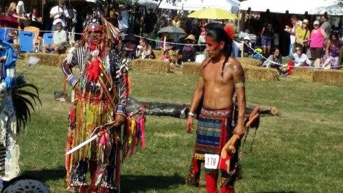 Thunderbird Powwow Dancers